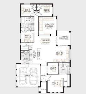 Plano-de-casa-de-un-piso-2