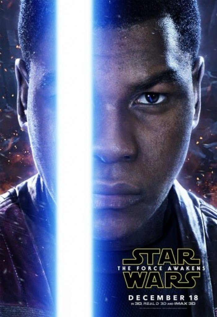 Nuevos Posters Star Wars: The Force Awakens