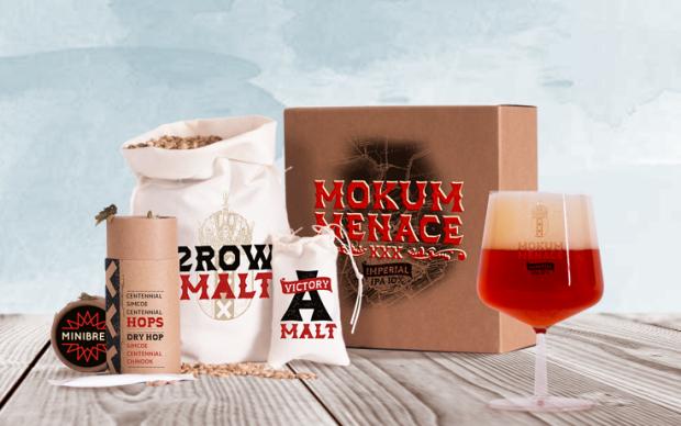 Mini Brew ¡Prepara cerveza en tu propia casa!