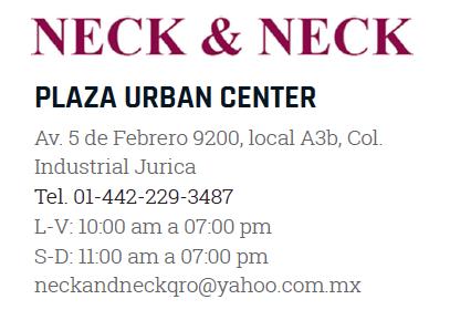 Conoce Neck & Neck Moda Infantil Diseños Exclusivos y Calidad en México