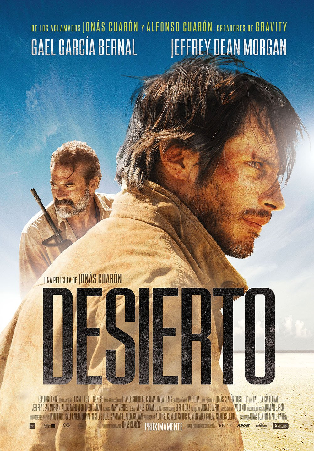 Cineclub Estrenos Abril 2016