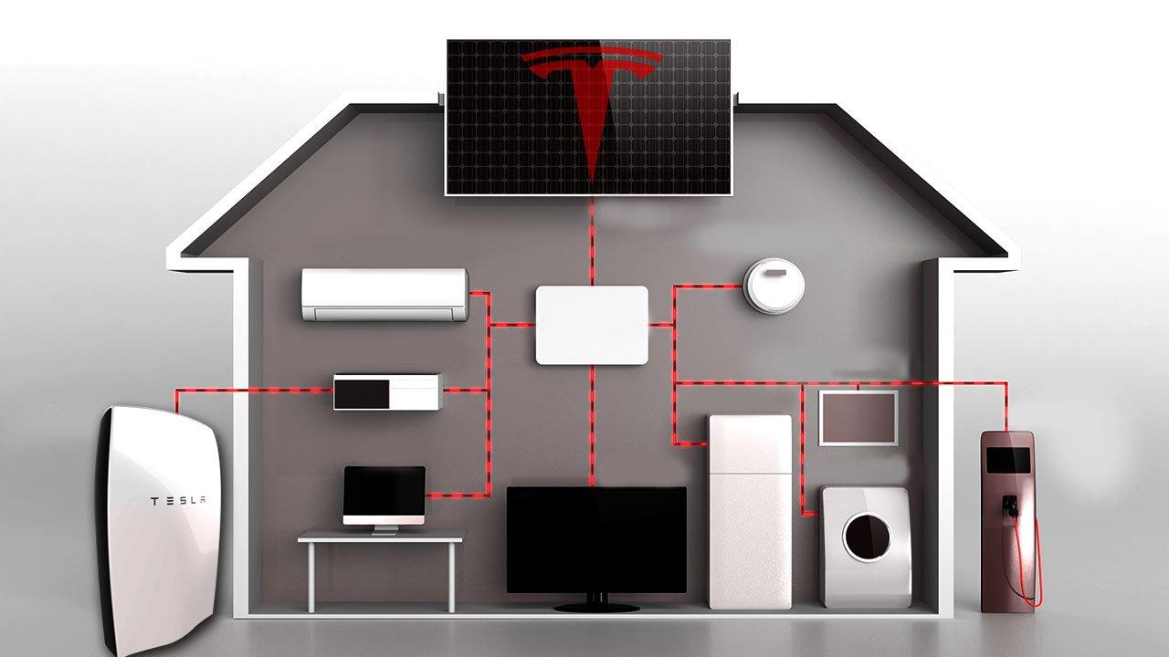 Batería Tesla la revolución de la energía solar.
