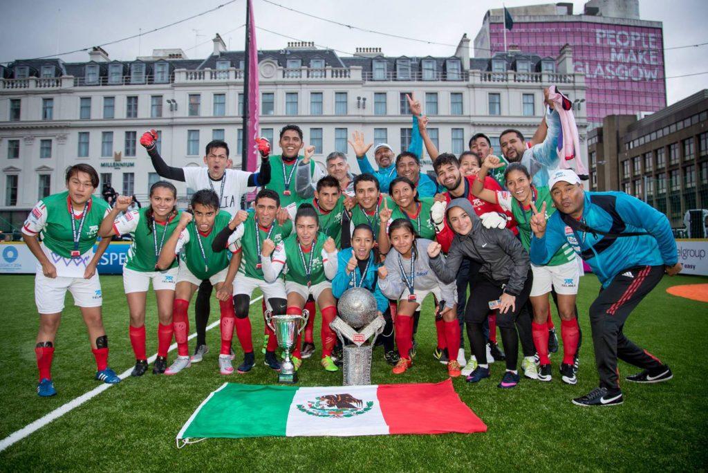 Mexicanos Ganan Homeless World Cup