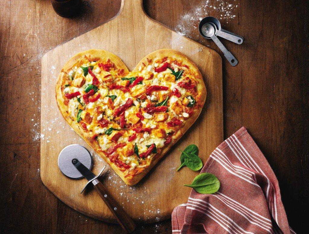 Receta como hacer masa de pizza casera