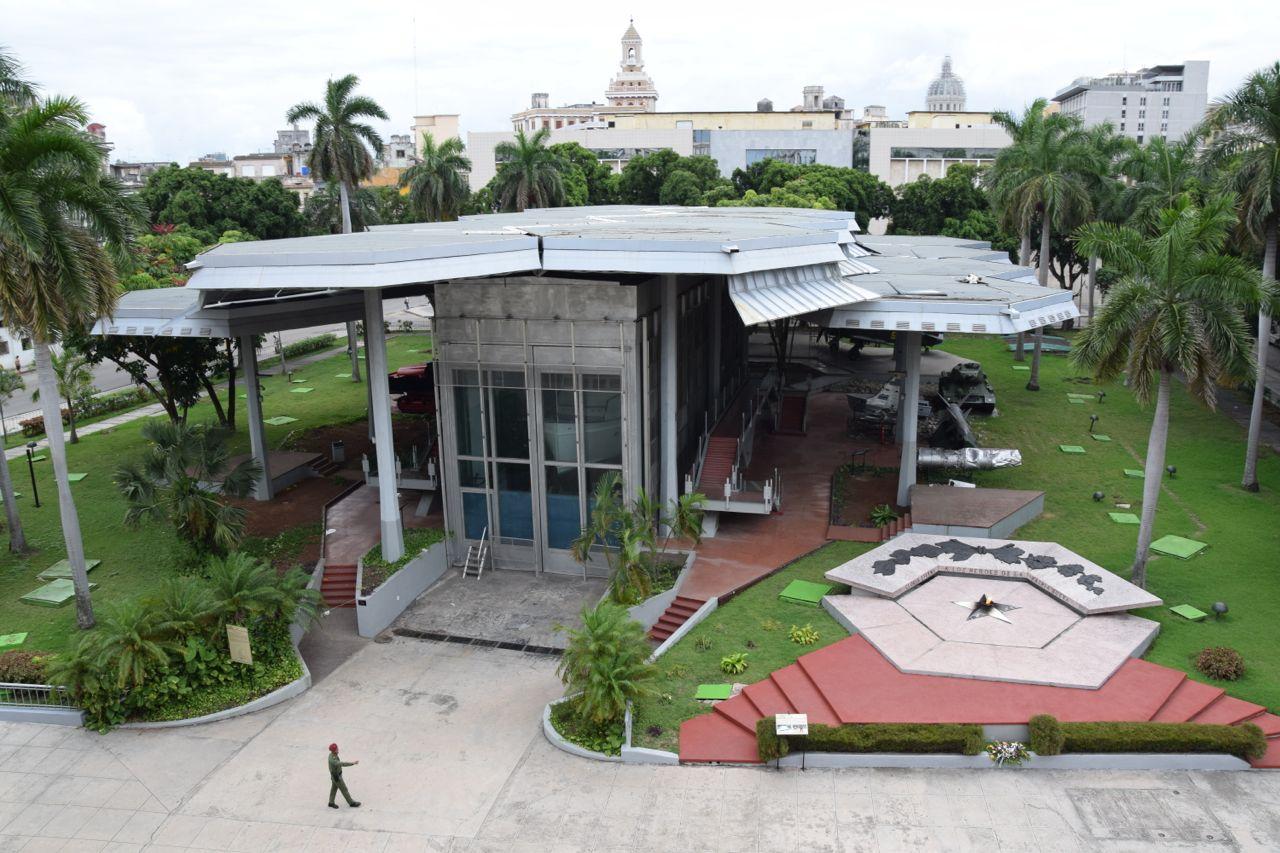 Havana Museo de la Revolución Granma Yacht