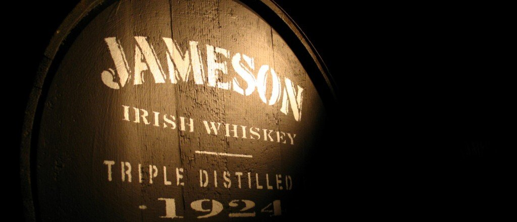 Barril Jameson