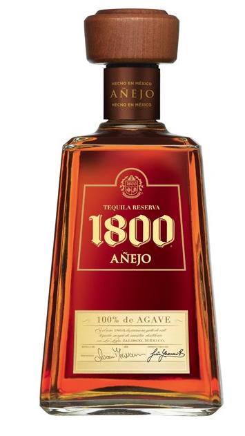 Guía de regalos: Vinos y Licores para fin de año Tequila Reserva 1800 añejo