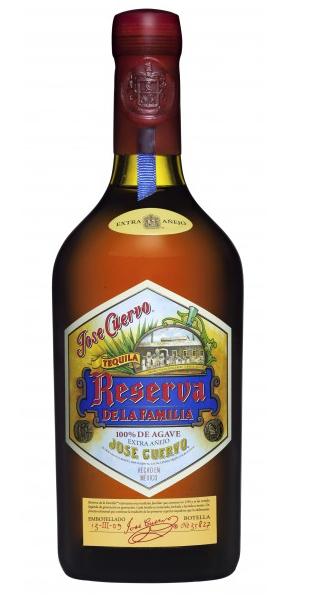 Guía de regalos: Vinos y Licores para fin de año Jose Cuervo Tequila Reserva de la familia
