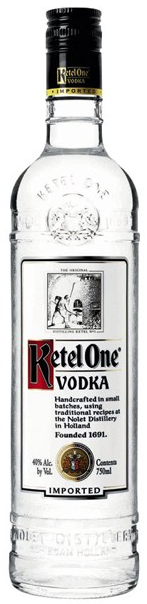 Guia de Regalos: Vinos y Licores para navidad Vodka Ketel One