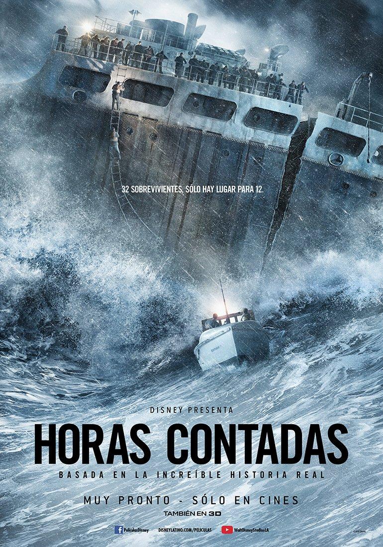 Cineclub Estreno Enero 2016 Horas Contadas Poster