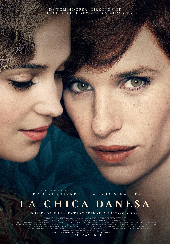 Cineclub Estrenos Enero 2016 La Chica Danesa Poster