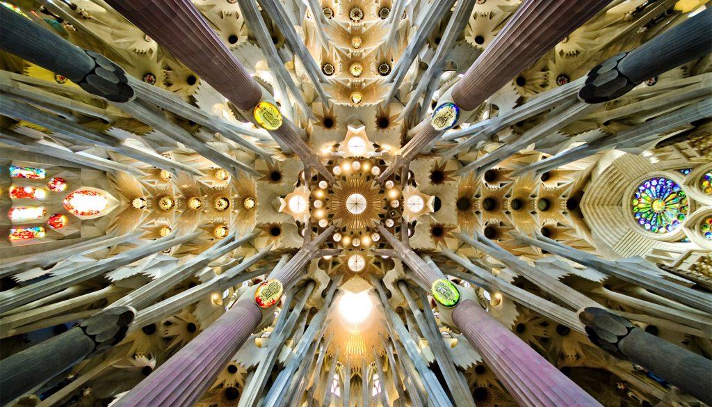 La Sagrada Familia Entra en recta final de su construcción