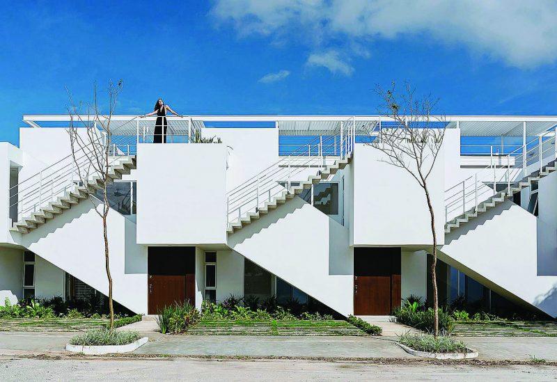 Ganador arquitectura residencial